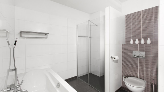 Executive Suite Badezimmer